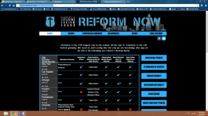 CRB Reform Webpage