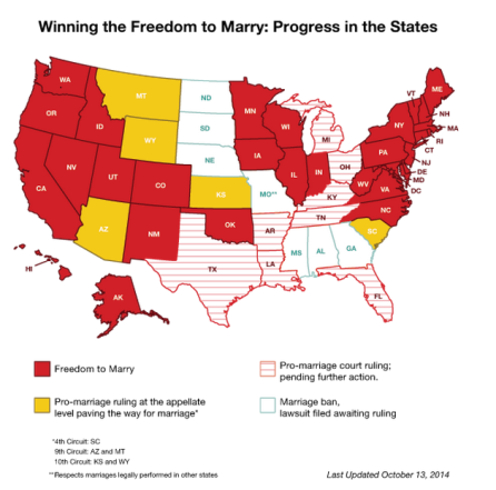 http://www.freedomtomarry.org/states/